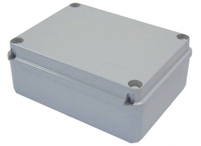 باکس پلاستیکی 10×15