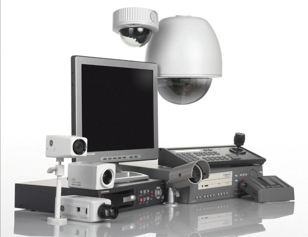 خرید تجهیزات جانبی دوربین مدار بسته