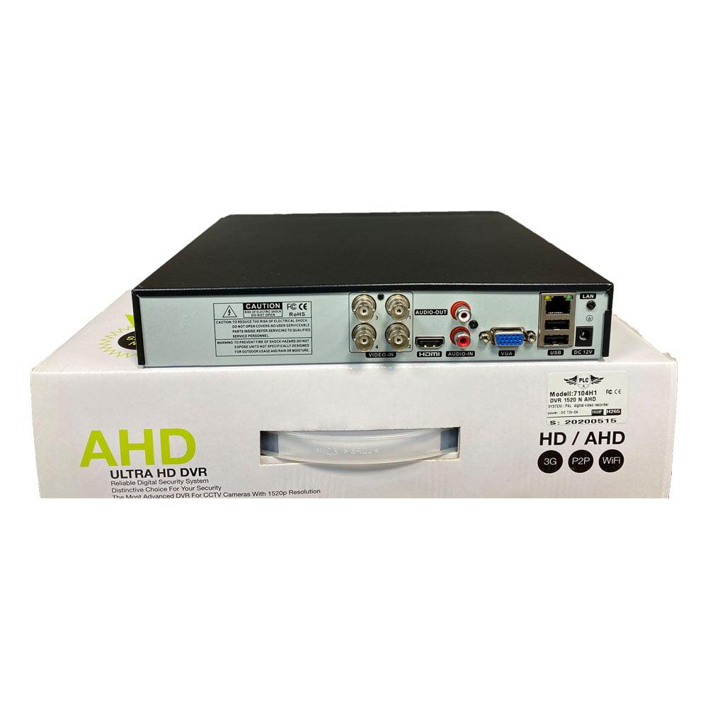 دستگاه دی وی آر 4 کانال 5 مگاپیکسل