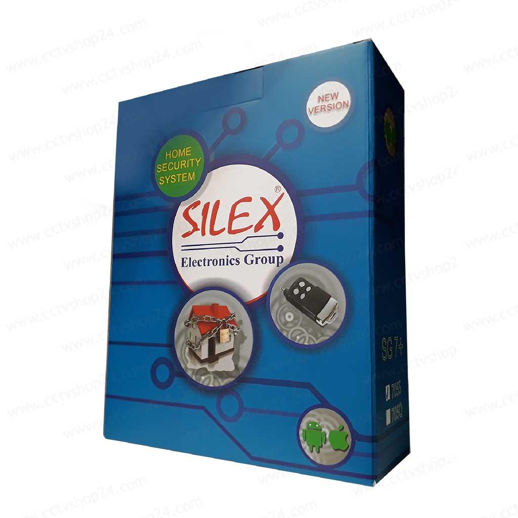 دزدگیر سیم کارتی سایلکس Silex SG7+